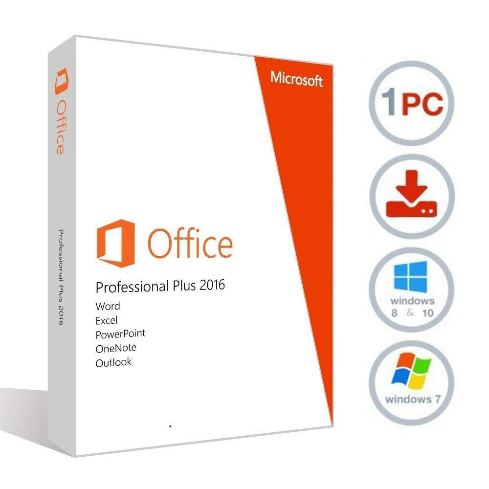 Installer MS Office Professional Plus 2016 - Get Key Now